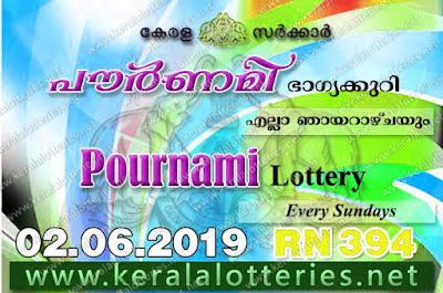 """Keralalotteries.net, """"kerala lottery result 02 06 2019 pournami RN 394"""" 2th June 2019 Result, kerala lottery, kl result, yesterday lottery results, lotteries results, keralalotteries, kerala lottery, keralalotteryresult, kerala lottery result, kerala lottery result live, kerala lottery today, kerala lottery result today, kerala lottery results today, today kerala lottery result,2 6 2019, 2.6.2019, kerala lottery result 2-6-2019, pournami lottery results, kerala lottery result today pournami, pournami lottery result, kerala lottery result pournami today, kerala lottery pournami today result, pournami kerala lottery result, pournami lottery RN 394 results 2-6-2019, pournami lottery RN 394, live pournami lottery RN-394, pournami lottery, 02/06/2019 kerala lottery today result pournami, pournami lottery RN-394 2/6/2019, today pournami lottery result, pournami lottery today result, pournami lottery results today, today kerala lottery result pournami, kerala lottery results today pournami, pournami lottery today, today lottery result pournami, pournami lottery result today, kerala lottery result live, kerala lottery bumper result, kerala lottery result yesterday, kerala lottery result today, kerala online lottery results, kerala lottery draw, kerala lottery results, kerala state lottery today, kerala lottare, kerala lottery result, lottery today, kerala lottery today draw result"""
