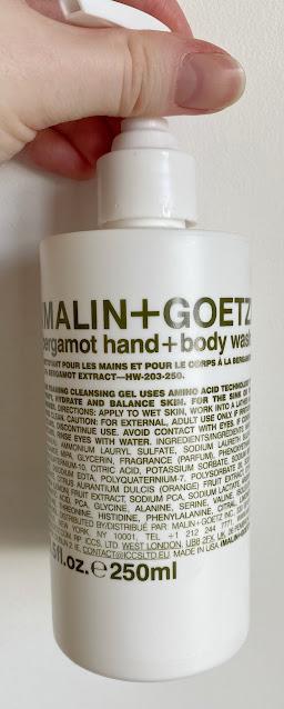 Malin + Goetz Bergamot Hand & Body Wash