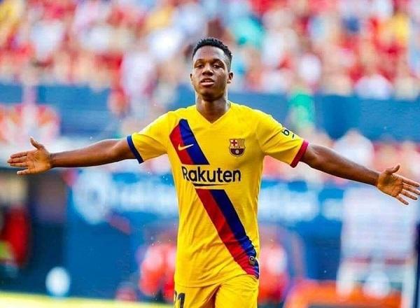 تعادل أساسونا مع  برشلونة ضمن منافسات الجولة الثالثة من  الدوري الأسباني