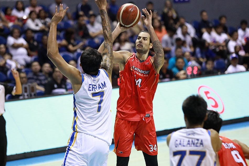 Northport blows out Ginebra by 34 points, takes Game 1