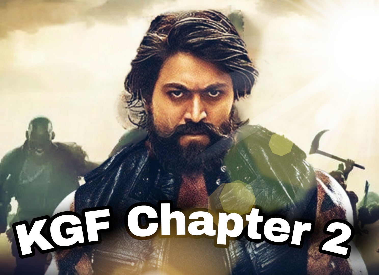 Is KGF chapter 2 leaked?   Kgf chapter 2 leak