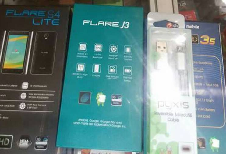 Cherry Mobile Flare J3