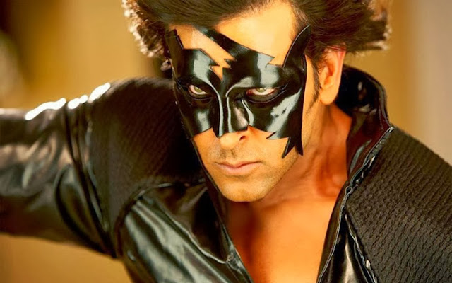 Bollywood Movie Krrish 3 Mask