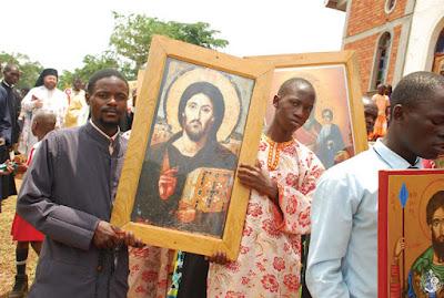 Kenya, Orthodox Church Uganda, Africa