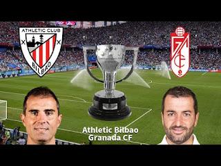 LIVE MATCH: Athletic Bilbao Vs Granada La Liga 01/12/2019