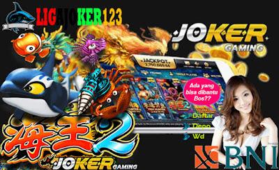 Agen Judi Slot Joker123 Deposit Via BNI