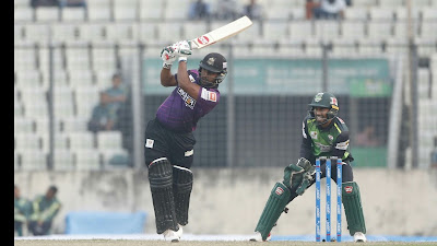 BPL 2019-20 DHP vs RAN 38th T20I Match