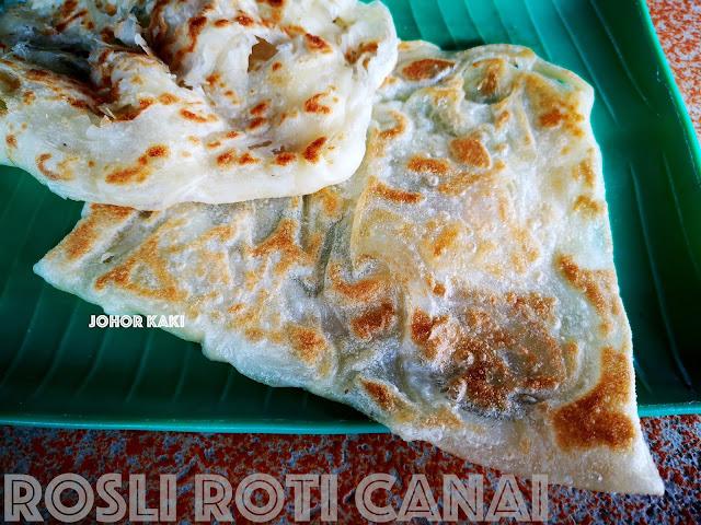 Rosli Roti Canai (Prata)