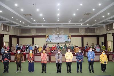 Pemprov Lampung Gelar Sosialisasi Dokumen Pembuatan Aplikasi Khusus