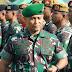 Brigjen Robert Pusatkan HUT Infanteri Ke-69 di Tomohon, Walikota JFE Beri Apresiasi