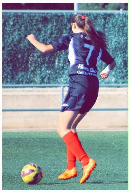 Entrevista De Futbol Femenino Paula Matey Jugadora Del Dinamo