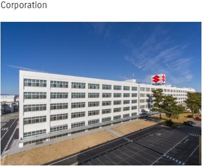 Perusahaan Suzuki Jepang