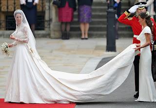 10 Mais detalhes do Casamento Real...!