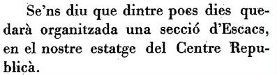 Recorte de L'Igualadí, 2/6/1934