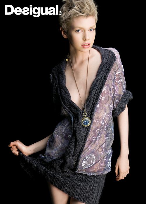 bbdabccfbf8f Woman And Beauty  Desigual Φθινόπωρο Χειμώνας 2011- 2012