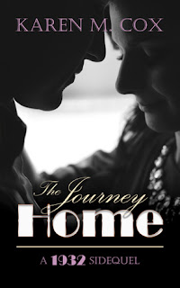 Book Cover: The Journey Home by Karen M. Cox