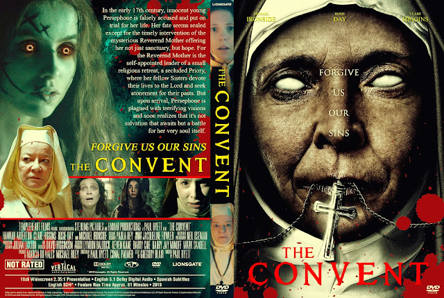 The Convent DVD DVD Cover