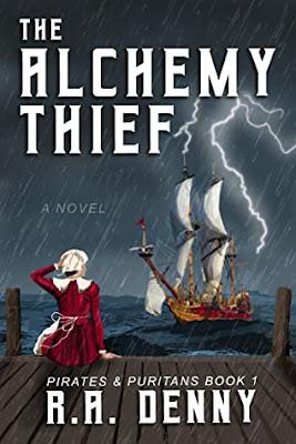 The Alchemy Thief
