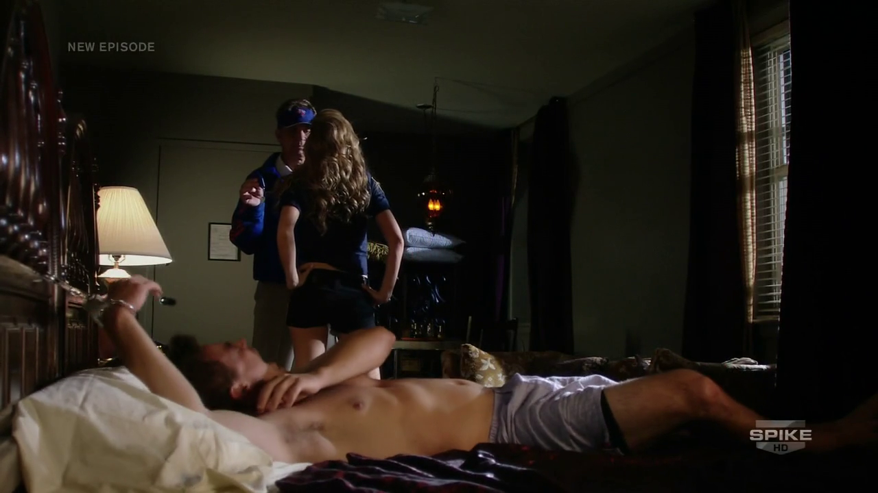 Brittany Drisdelle In Blue Mountain State