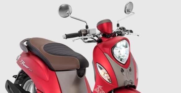 Segarkan Tampilan Yamaha Fino 125 Hadir Menawan