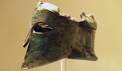 Ο δήμος Μαραθώνα ζητά την περικεφαλαία του Μιλτιάδη από το Μουσείο της Αρχαίας Ολυμπίας