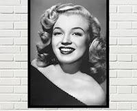 Cuadro vintage Marilyn Monroe