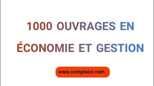 Plus de 100 livres en Economie et Gestion