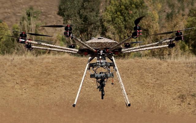 tikad drone duke robotics