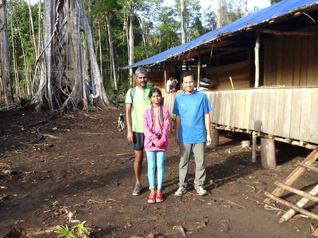 travel journal from Indonesia