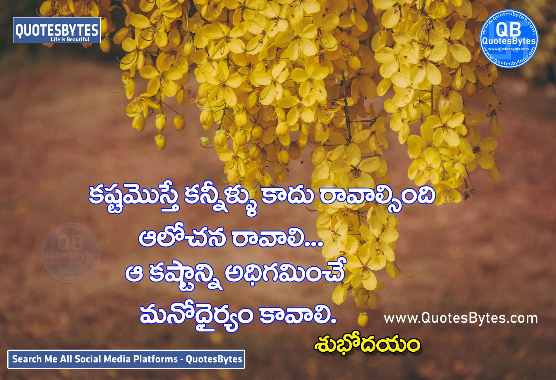 good morning images in telugu-Good Morning Quotes Telugu for friends