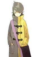 Yuuta Gamon Occultic Nine