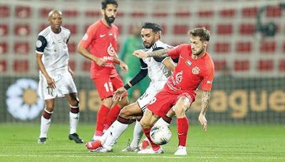 مشاهدة مباراة باختاكور وشباب الأهلي دبي