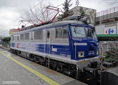 EU07, PKP Intercity