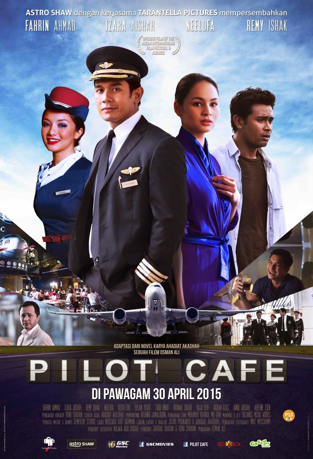 Tonton Pilot Cafe Full Movie