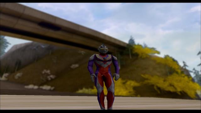 Ultraman Tiga Gta San Andreas 2