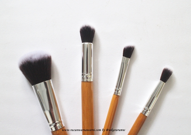 Face Brush Rekomendasi Racun Warna Warni
