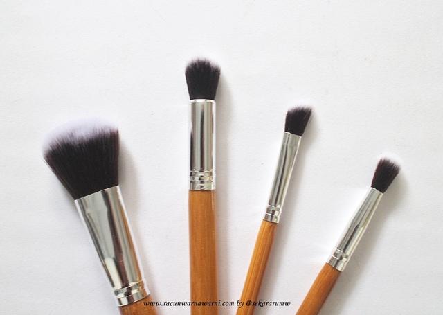 Face Brush Rekomendasi Racun Warna Warni