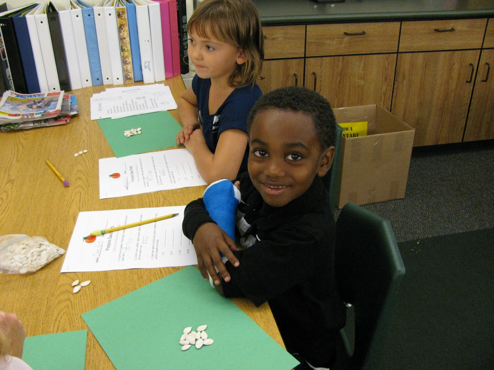 First Grade Gallery Lessons For Little Learners October