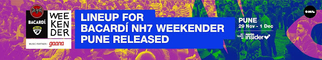 BACARDÍ NH7 WEEKENDER 2019 TURNS 10! ANNOUNCES EXCITING ARTIST LINE-UP FOR PUNE