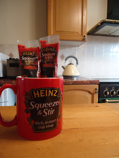 Heinz Squeeze and Stir Soup