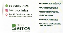 CLÍNICA BARROS