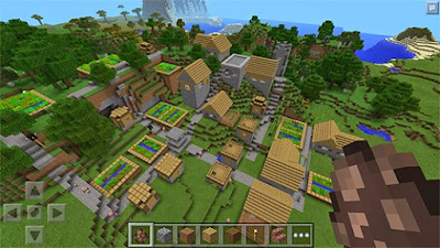 Minecraft Pocket Edition v0.15.6 Mod Apk Full Unlimited