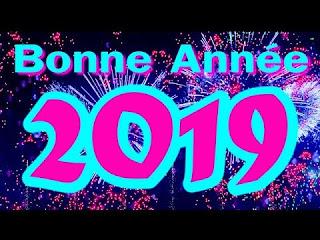 texte-sms-Bonne annee 2019