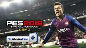 Pro Evolution Soccer 2019  Demo PC Full 3GB