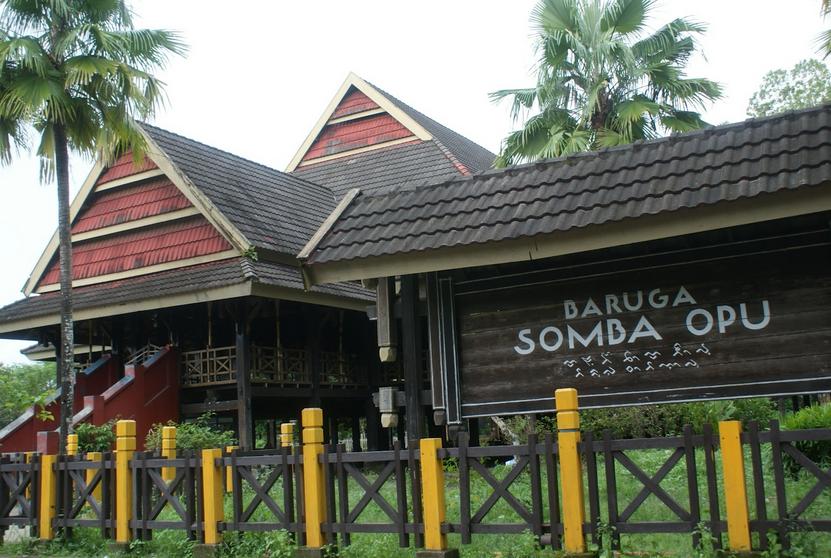 Image result for benteng somba Opu