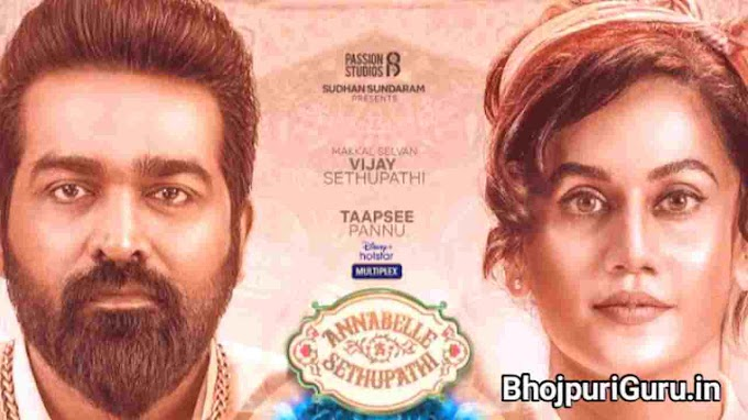 Annabelle Sethupathi Hindi Dubbed Full Movie Release Date, Cast & Crew, Budget, Review - Bhojpuri Guru