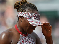 Venus Williams Quits Brisbane International because of an Injury