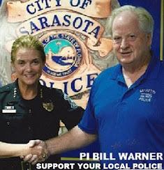 Bill Warner Investigations Supports Law Enforcement