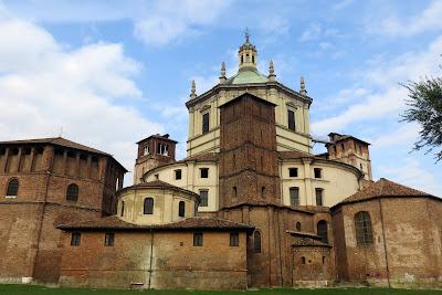 absidi basilica san lorenzo milano