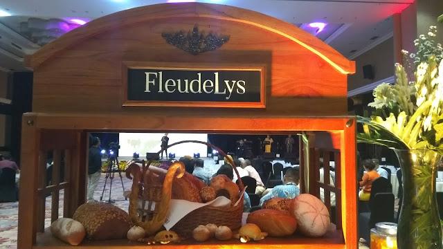 Fleudelys Catering menawarkan menu nusantara, ASia, dan Western (dok.www.rindhuhati.com)